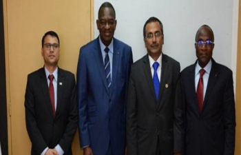 India lends USD 199.99 million Buyers Credit to Cote d'Ivoire