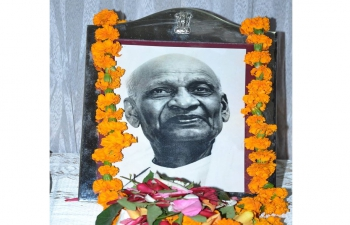 Event in the memory of Sardar Vallabhbhai Patel on his 141st birth anniversary [Rashtriya Ekta Diwas] in ABIDJAN- Cote d'Ivoire