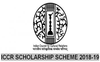 ICCR scholarships