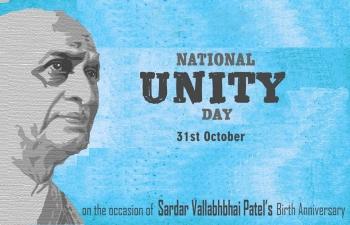 Celebration of National Unity Day