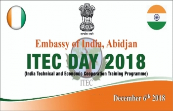 INVITATION FOR THE CELEBRATION OF ITEC DAY 2018