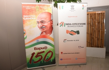 India-Cote d'Ivoire Business Forum 2018