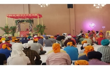 Commemoration of 550th Birt Anniversary of Guru Nanak DevJi in Cote d'Ivoire