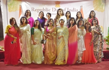 71st Republic Day Reception at Embassy Residence in Abidjan