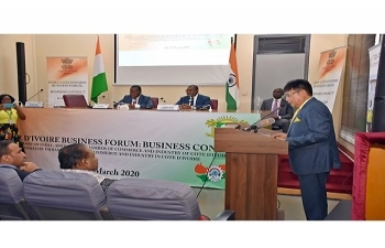 India-Cote d'Ivoire First Health Care Seminar: Towards Healthy Cooperation